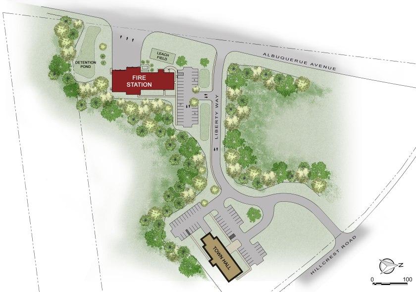 Litchfield Updated Site Plan